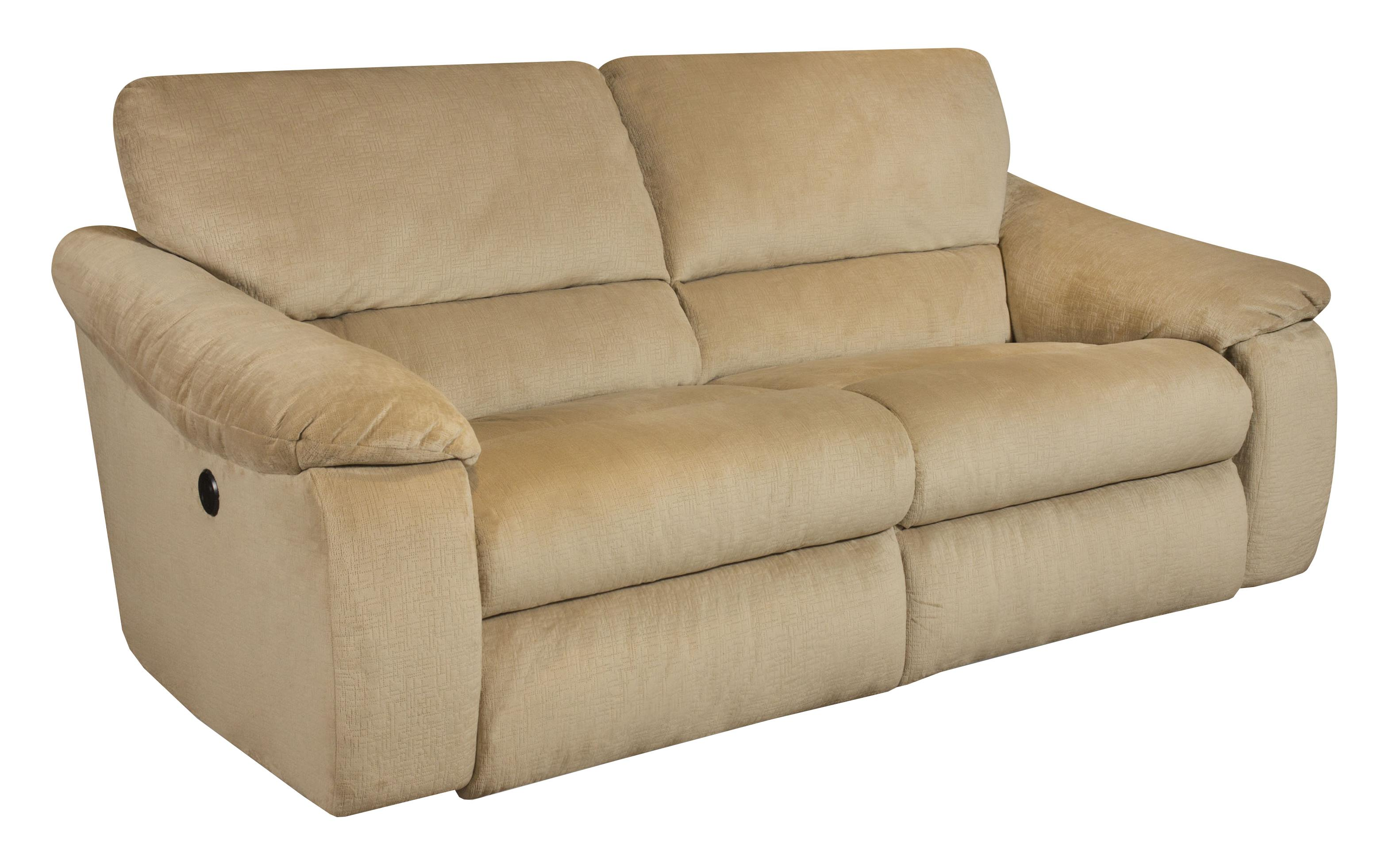 Southern Motion Gravity Double Reclining Sofa with 2 Wide Seats - Item Number: 867-30-296-16