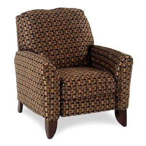 Design to Recline Hi-Leg Hi-Leg Recliner