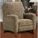 Design to Recline Hi-Leg Recliner - Item Number: 1608F