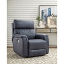 Southern Motion High Rise Power Layflat Recliner - Item Number: 4171P WP