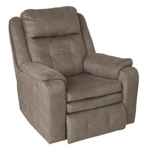 Power Recliner With Power Headrest And USB P