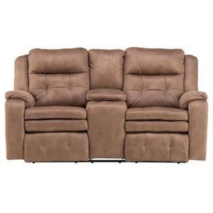 Manual Sofa (LS) w/ Console