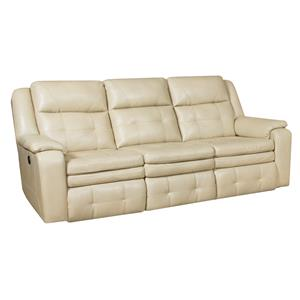 Southern Motion Inspire Double Reclining Sofa with Power Headrest
