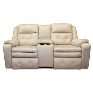 Reclining Loveseat with Power Headrest