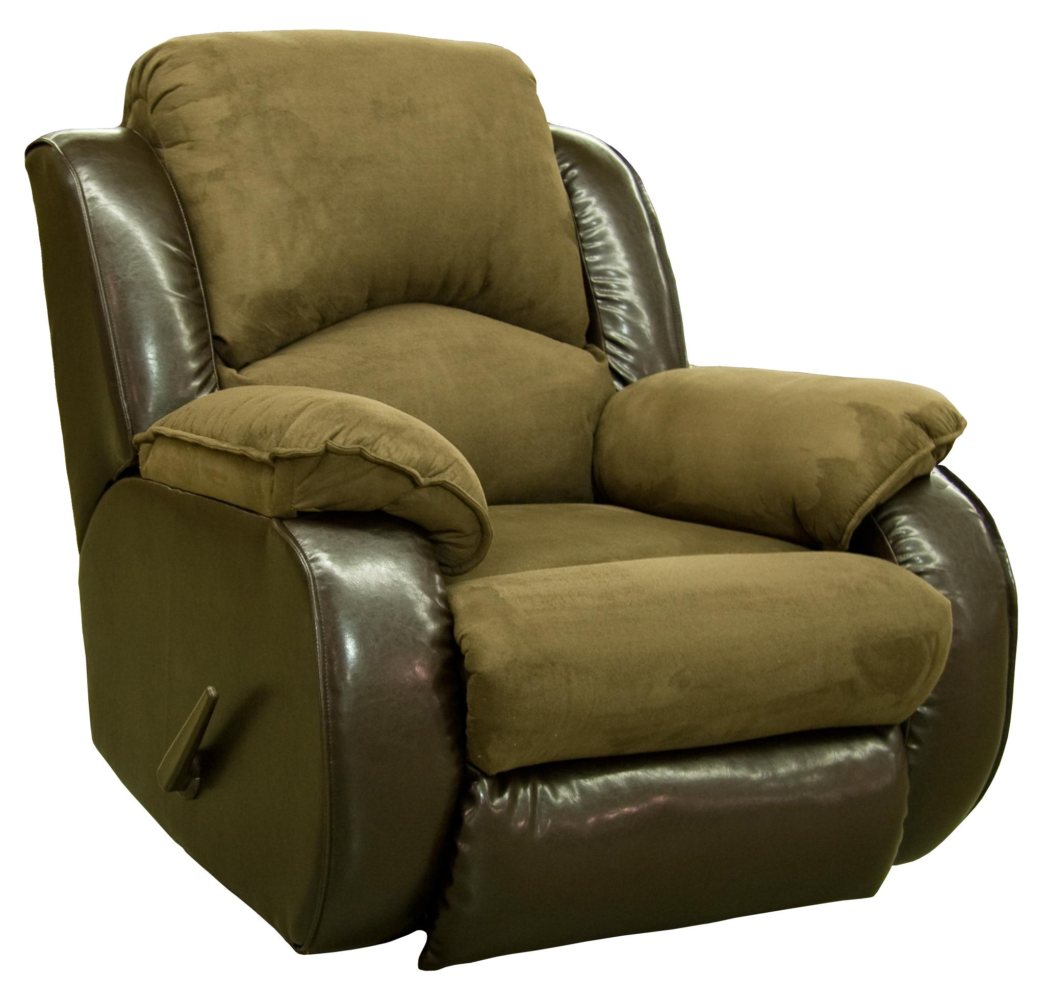 Southern Motion Jolson Power Rocker Recliner - Item Number: 1106 PWR