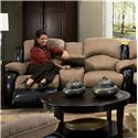 Design to Recline Jolson Power Reclining Console Sofa - Item Number: 706-28 PWR