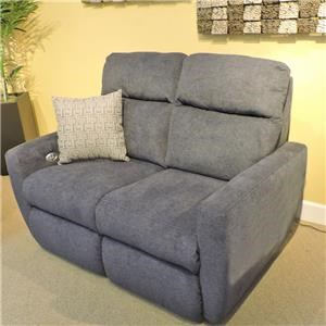 Reclining Loveseat w/ Power Headrest