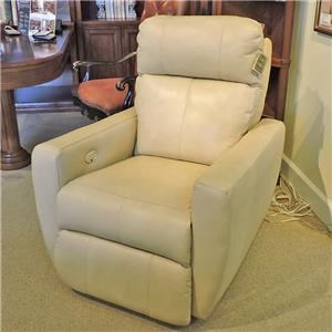 Recliner w/ Power Headrest