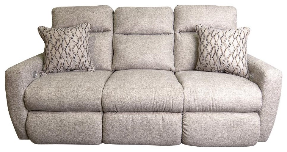 Kalee Power Reclining Sofa w/ Power Headrest