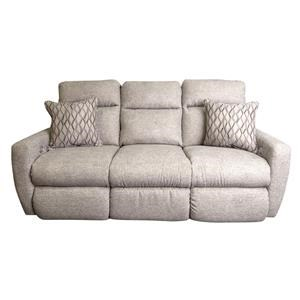 Kalee Power Reclining Sofa w/ Power Headrest