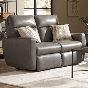 Double Reclining Loveseat w/ Power Headrest