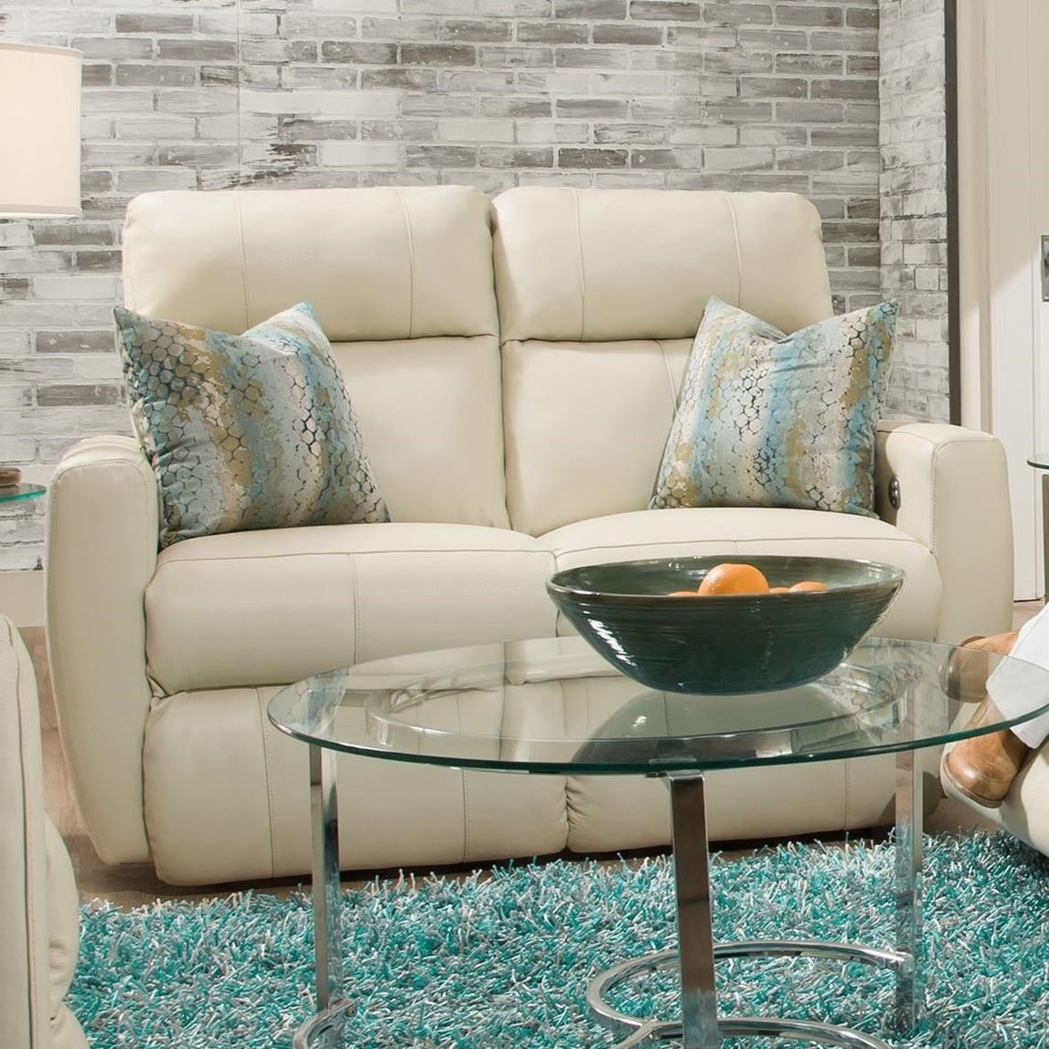 Southern Motion Knock Out Contemporary Double Reclining