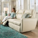 Southern Motion Knock Out Power Reclining Sofa - Item Number: 865-31P