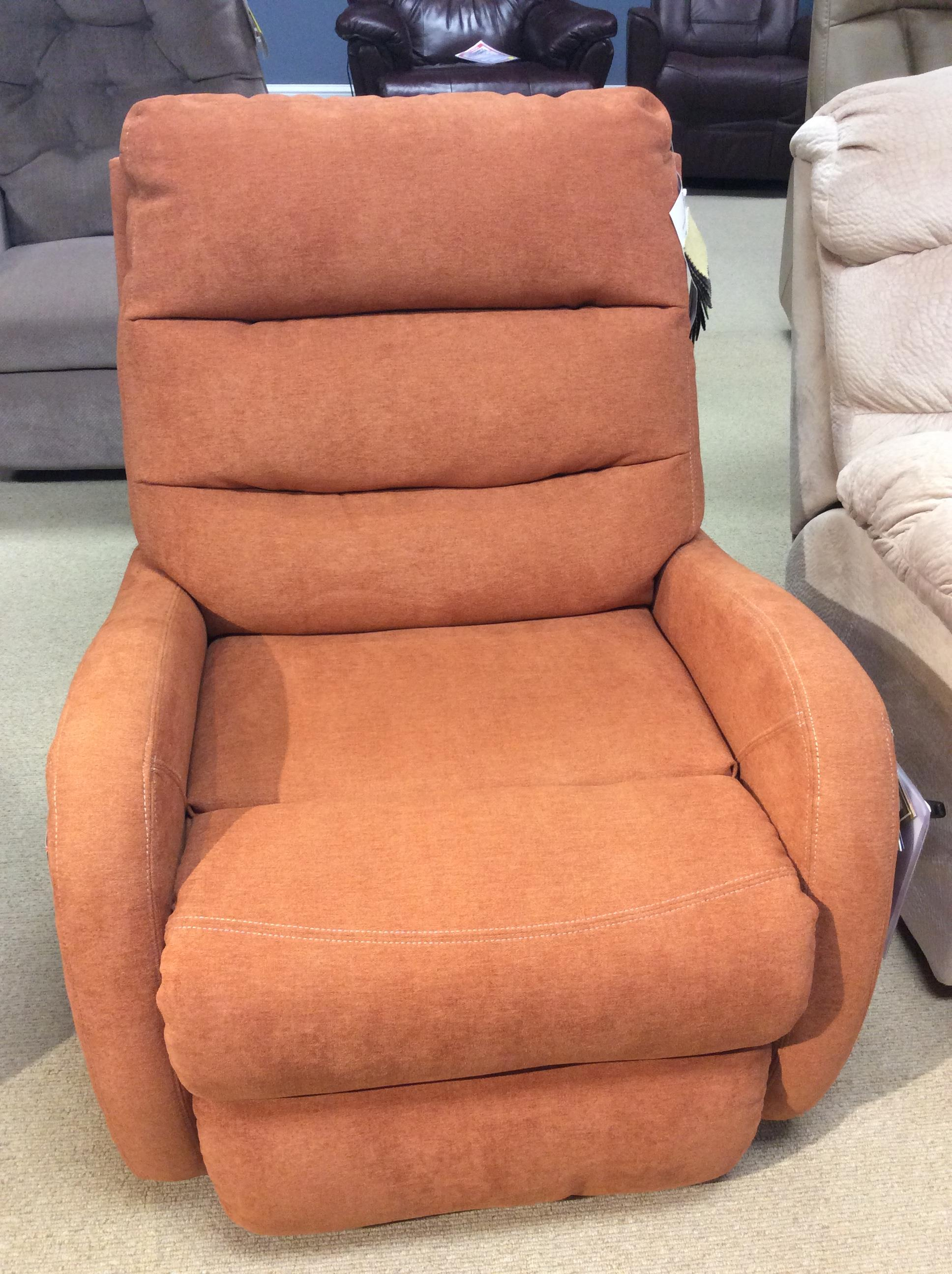Southern Motion Krypto Rocker Recliner with Modern Style Dunk
