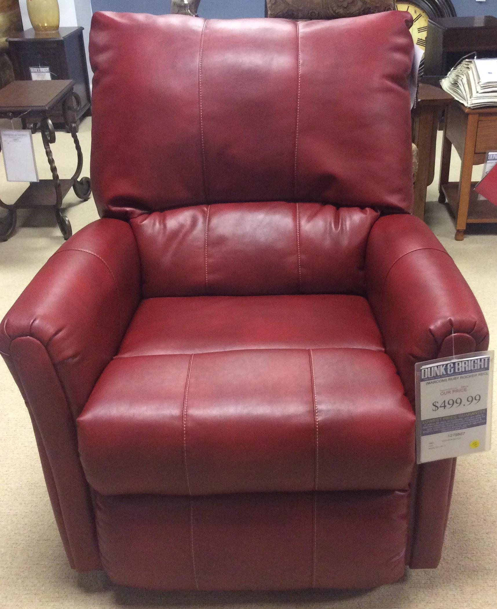 Southern Motion Marconi Ruby Rocker Recliner by Southern Motion