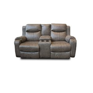 Southern Motion Marvel Reclining Console Loveseat