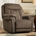 Southern Motion Masterpiece Wall Recliner w/ Power Headrest & Lumbar - Item Number: 6009-01P-268-21
