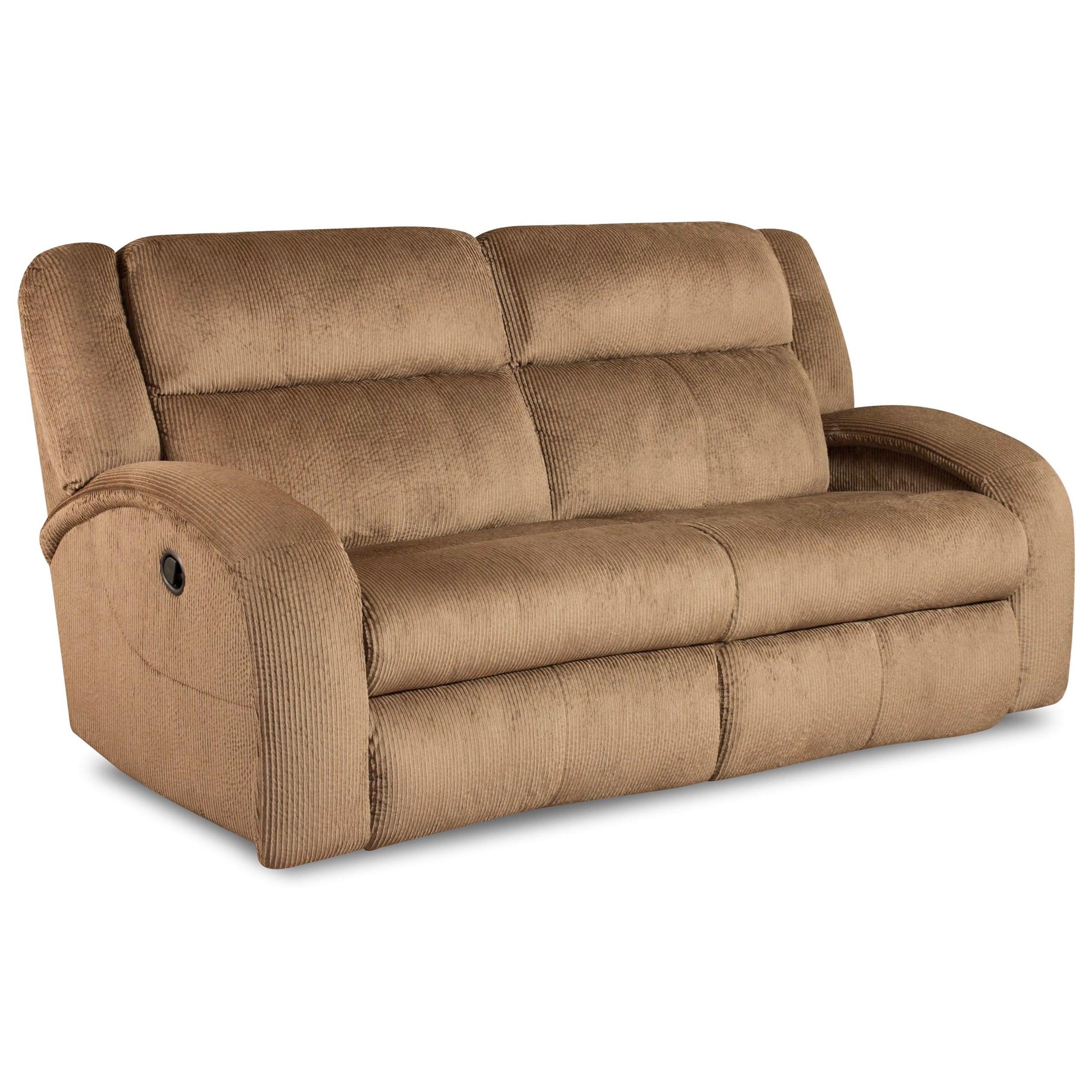 Southern Motion Maverick Layflat Reclining Sofa With