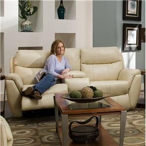 Southern Motion Monaco Double Reclining Rocking Loveseat