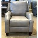 Southern Motion Mt. Vernon Power Leather Hi-Leg Recliner - Item Number: SOMO-1684P,903-09