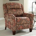 Southern Motion Pow Wow Power High Leg Recliner - Item Number: 1629P-346-40