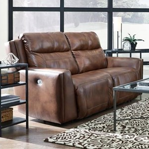 Southern Motion Prime Time Double Reclining Sofa