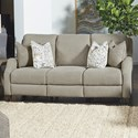 Southern Motion Primrose Park Wireless Power Headrest Sofa with Pillows - Item Number: 684-62P WP-119-16