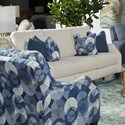 Southern Motion Primrose Park Wireless Power Headrest Sofa with Pillows - Item Number: 684-62P WP-196-15