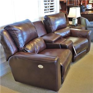 3 Piece Home Leather Theater