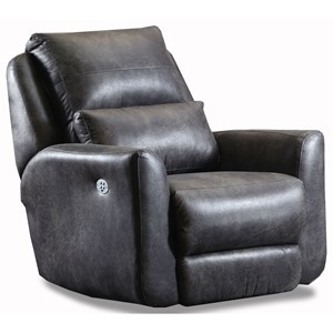 Southern Motion Producer Rocker Recliner w/ Power Headrest
