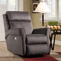 Southern Motion Radiate Power Headrest Layflat Recliner w/ SoCozi - Item Number: 7154-95P-244-18