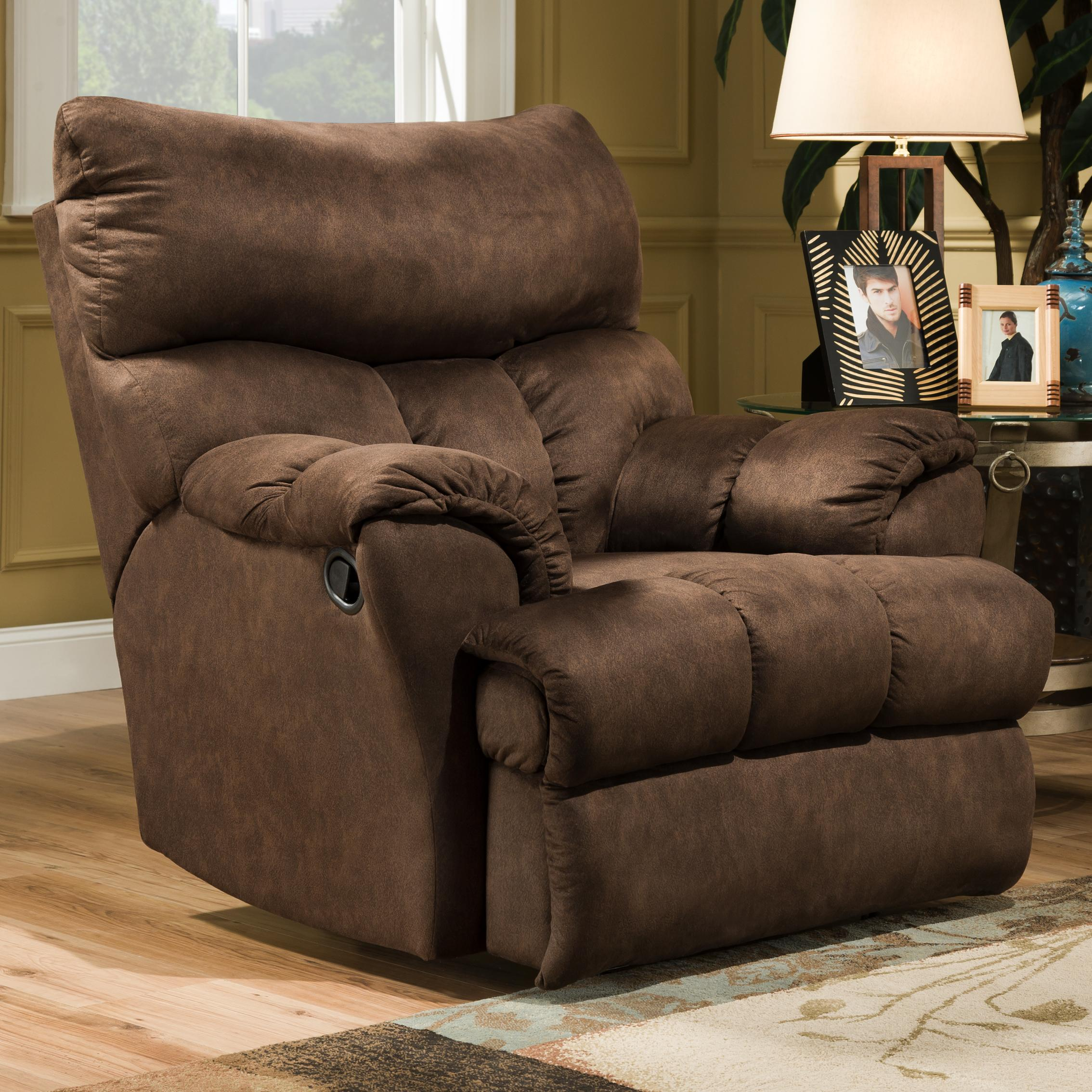 Southern Motion Re Fueler Casual Styled Rocker Recliner