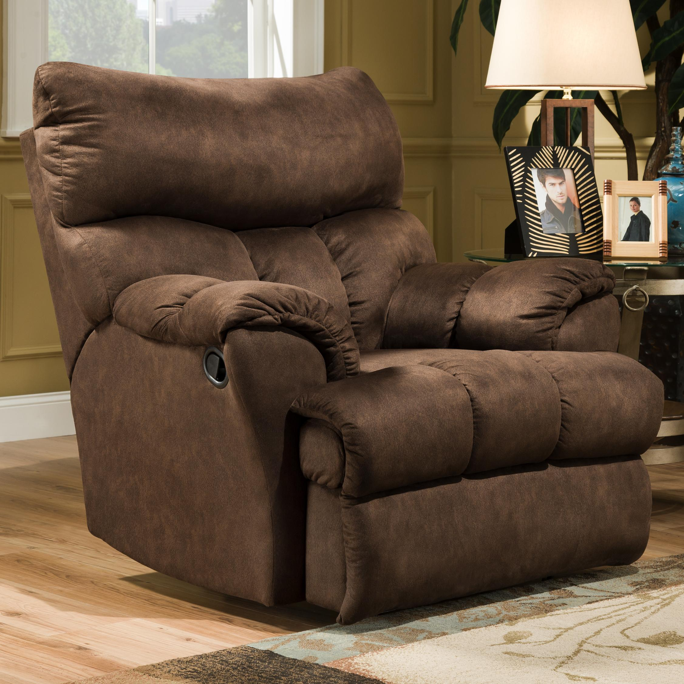 Southern Motion Re Fueler Power Wall Hugger Recliner With