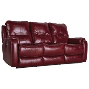 Southern Motion Royal Flush Double Reclining Sofa