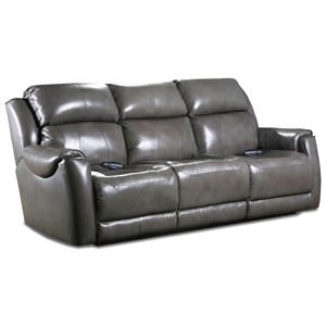 Power Plus Double Reclining Sofa