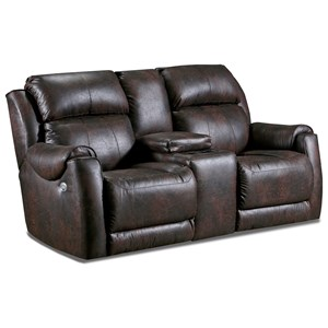 Southern Motion Safe Bet Casual Power Headrest Reclining