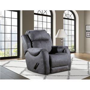 Rocker Recliner W Headrest