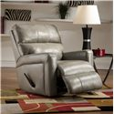 Belfort Motion Parker Casual and Contemporary Wall Hugger Recliner - Recliner Shown May Not Represent Exact Features Indicated