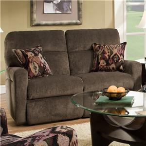 Southern Motion Savannah  Power Reclining Loveseat