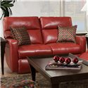 Southern Motion Savannah  Power Reclining Loveseat - Item Number: 702-22 O PWR
