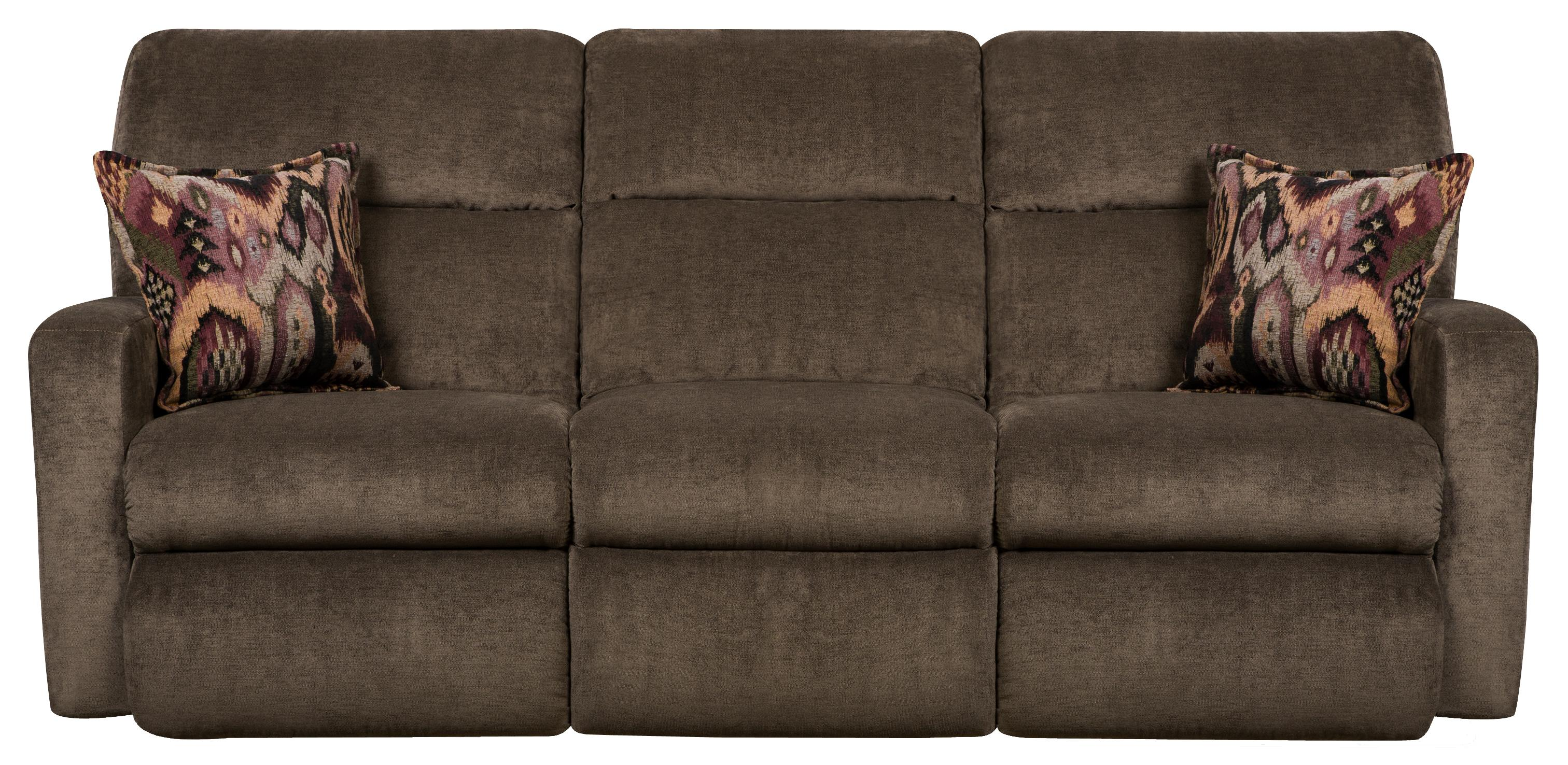 Attirant Southern Motion Savannah Double Reclining Sofa   Item Number: 702 32 F