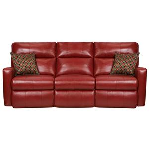 Southern Motion Savannah  Double Reclining Sofa