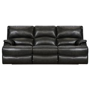 Southern Motion Shazam  Power Reclining Sofa