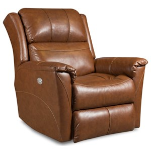 Power Headrest Wallhugger Recliner