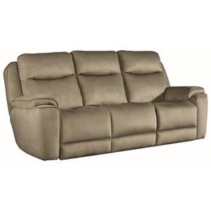 Zero Gravity Power Headrest Recl Sofa
