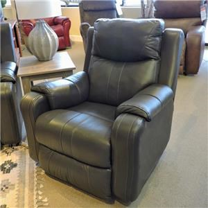 Belfort Motion Silas Recliner w/ Power Headrest
