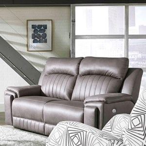 Power Headrest Loveseat with SoCozi