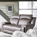 Southern Motion Silver Screen Power Headrest Loveseat - Item Number: 743-51MP