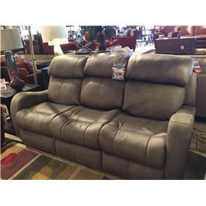 Southern Motion Siri Reclining Sofa w/ Pwr Headrest - Display Mod