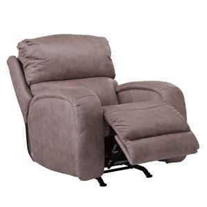 Massage Power Recliner with Heat